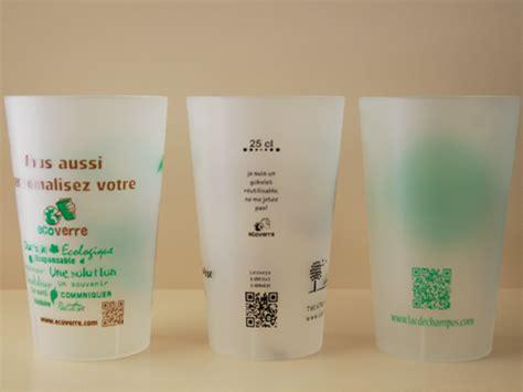 bicchieri plastica riciclabili bicchieri in plastica riutilizzabile e riciclabile per