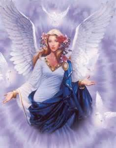Guardian Haniel Flight Archangel Haniel And Archangel On