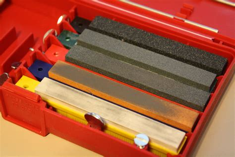 lansky sharpening system lansky knife sharpening system standard deluxe