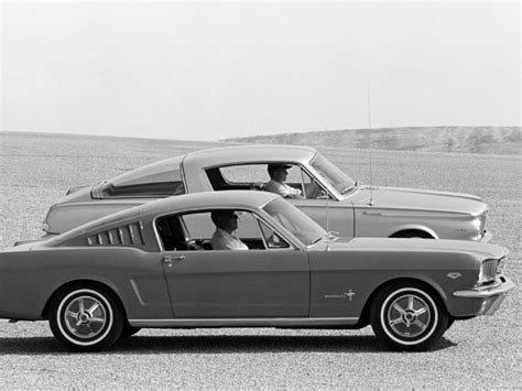 Vintage Road Test: 1965 Ford Mustang vs. Plymouth Barracuda