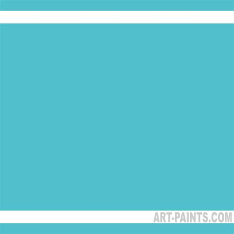 light turquoise color light turquoise nupastel 96 set pastel paints np245