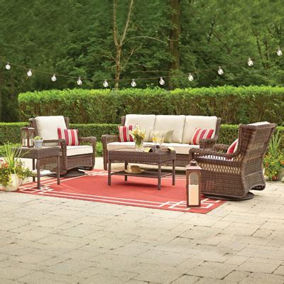 outdoor patio lounge furniture outdoor lounge furniture for patio the home depot
