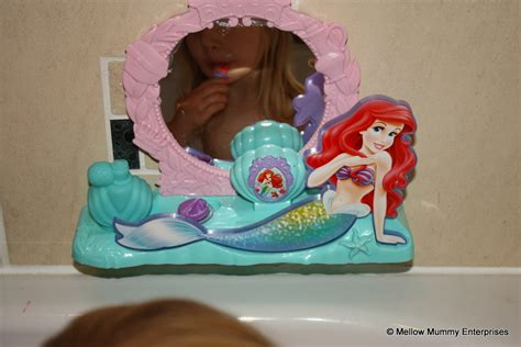 Disney Princess Ariel Vanity by Mellow Mummy Disney Princess Ariel S Vanity Set Bathroom