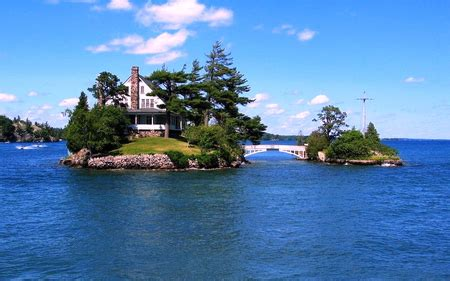 house on an island house in an island houses architecture background wallpapers on desktop nexus