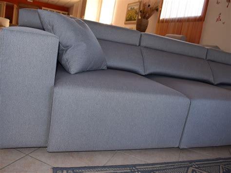 schienali per divani divano angolare in tessuto modello look sedute estraibili