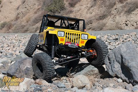 racing jeep broadsword racing takes on the king with an ls1 race ready