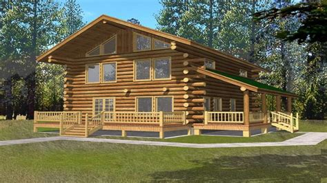 cabin house plans covered porch log cabin house plans with open floor plan log cabin house