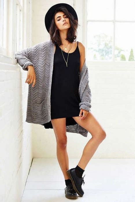 Dress With Cardy 17 looks with fashion cardigans glam sugar