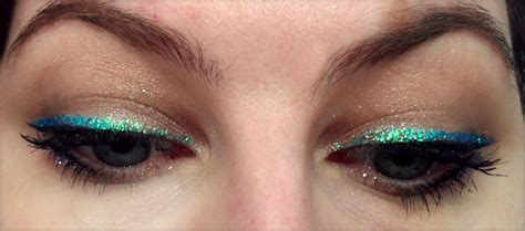 Eyeliner Decay makeup emerald glitter eyeliner cosmetic confessional