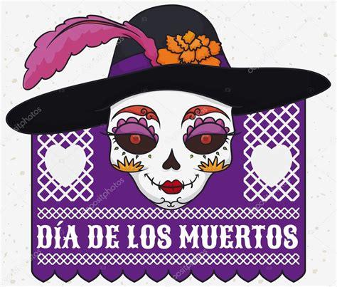halloween vs d 237 a de muertos alternativo mx sombrero de catrina dia de muertos d 237 a de muertos t