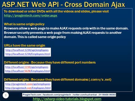 tutorial jquery ajax asp net sql server net and c video tutorial calling asp net