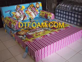 Sofa Bed Karakter Kartun sofa bed masha and the karakter kartun anak dtfoam