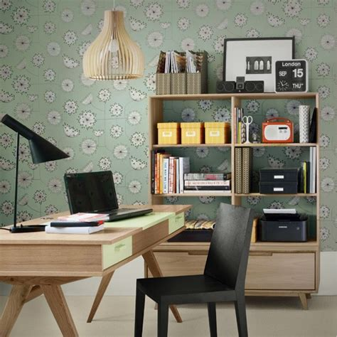 cool home office decor create a cool retro study 5 clever ideas for home