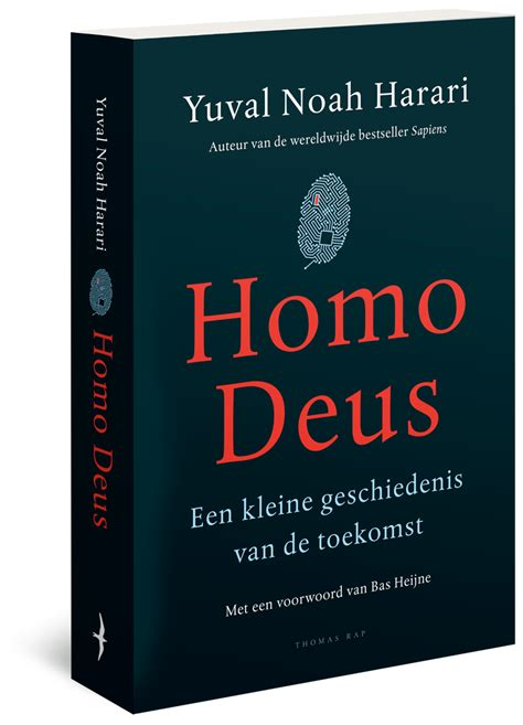 homo deus homo homo deus de bezige bij