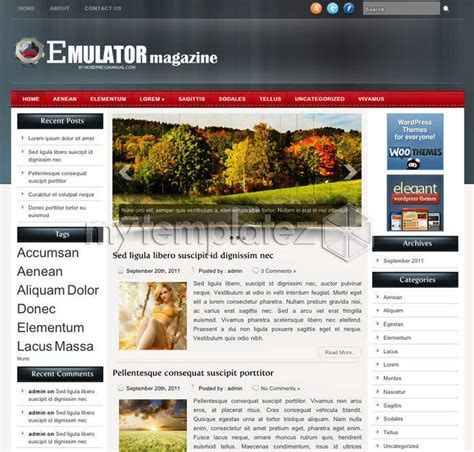 Travel Agency Responsive Wordpress Theme Big Wordpress Website Templates Wcc Usa Org Org Website Templates