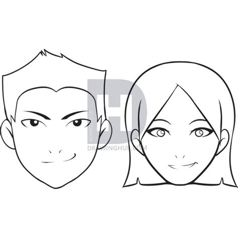 drawing images for kids how to draw a face for kids step by step drawing guide