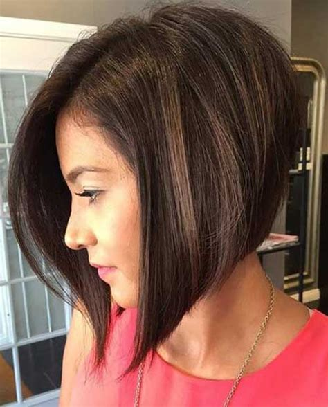 Inverted Bob Hairstyle by 20 Inverted Bob Haircut Bob Hairstyles 2017