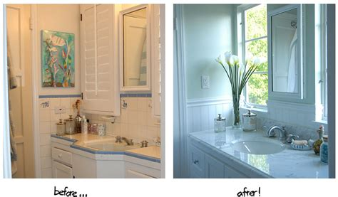 bathroom renovations before and after amazing before and after bathroom renovations