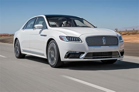 lincoln continental lincoln continental 2018 motor trend car of the year