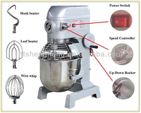Flour Mixer 40l commercial bakery dough machine flour dough mixer
