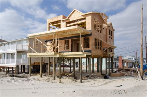 construction house plans solve flooding and hurricane in home plans 1712 tips ideas