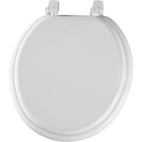 bemis closed front toilet seat in white 400 000