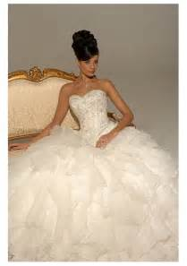 Ball Gown Wedding Dresses The Fairy Tale Style Of Ball Gown Wedding Dress