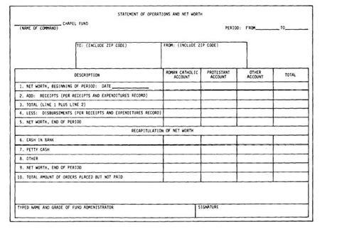 statement of receipts and disbursements template best photos of petty disbursement form petty
