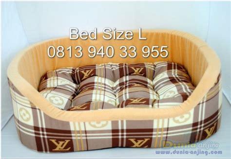 Tempat Tidur Anjing Size M dunia anjing produk anjing tempat tidur anjing kucing