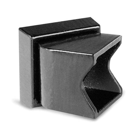 veranda 5 8 in black aluminum angle fence bracket 3 pack