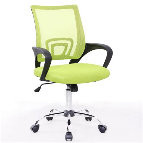 office chair cover office chair swivel computer mesh cover desk choice of colours chrome ebay