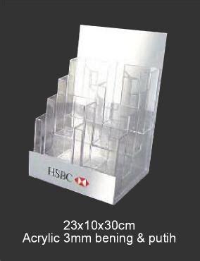 Acrylic Lembaran Tangerang tempat brosur tb 15 acrylic akrilik acrylic display