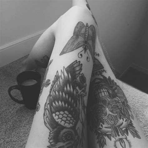 99 attractive amp leg tattoo designs for girls