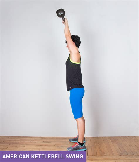 american kettlebell swing how to do the kettlebell swing greatist