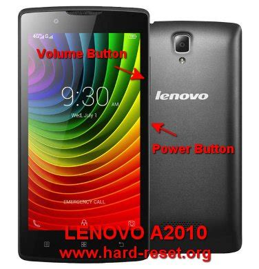 how to easily master format lenovo a2010 with safety reset reset factory default