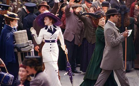 titanic film uk titanic 3d review telegraph