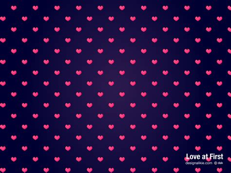 love heart pattern cute heart pattern wallpaper
