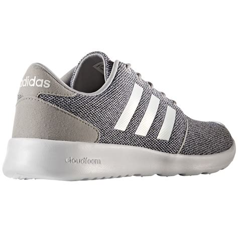 adidas qt racer adidas women s cloudfoam qt racer running shoes bob s stores