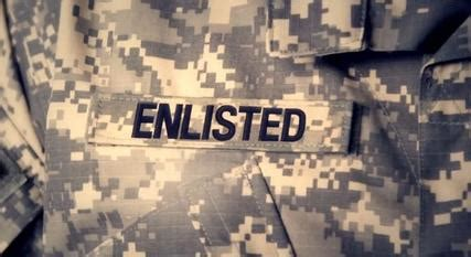 enlisted tv series wikipedia