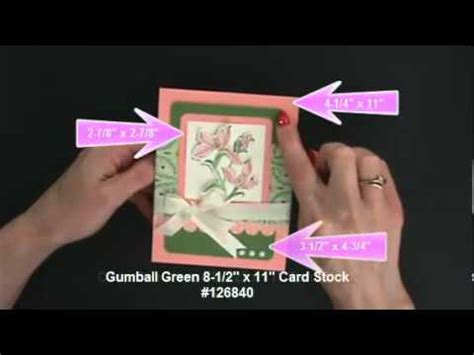 how to make a card from a photo how give depth dimension to handmade cards stin up