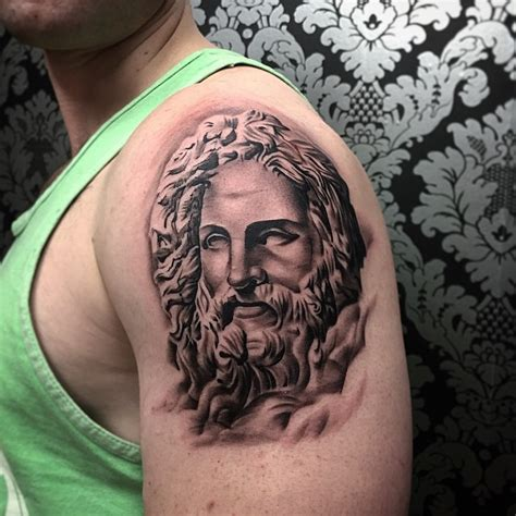greek god tattoo tattoos designs ideas and meaning tattoos for you