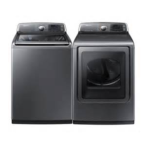 Lowes Clothes Dryers On Sale Samsung Wa52j8700ap Dv52j8700ep Washer And Dryer Set