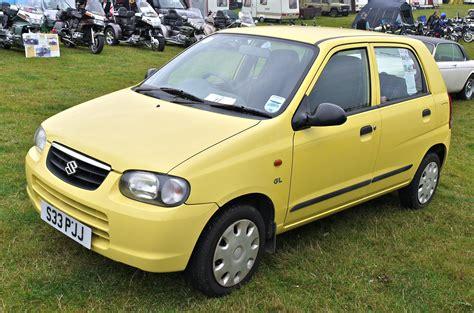 Suzuki Alto Gl File Suzuki Alto Gl 2005 5th Generation Ha24 Flickr