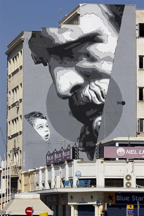 power   mural  ino  piraeus port