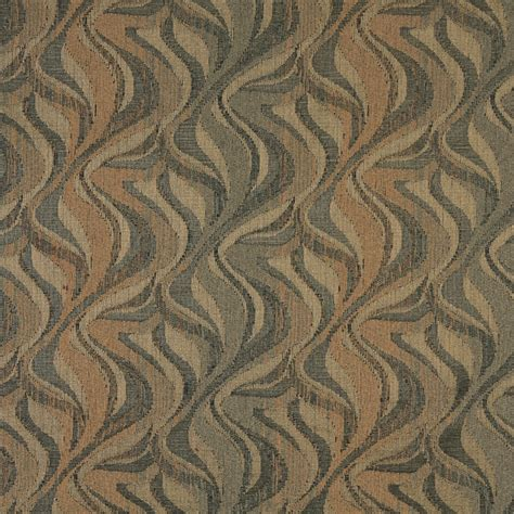 flame upholstery brown and black abstract flame chenille upholstery fabric