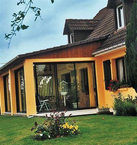salon de veranda 868 construire une v 233 randa pour agrandir le salon