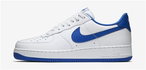 Air 1 White 1 nike air 1 low mens blue