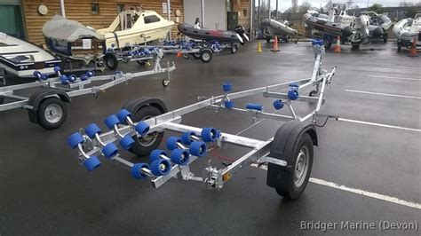 boat trailers for sale exeter extreme 1100s swing trailer in devon south west boats