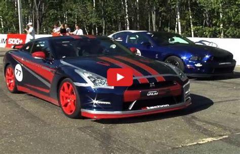 Mustang Vs Lamborghini Mustang Gt500 Vs Corvette Z06 Vs Gt R Vs Porsche
