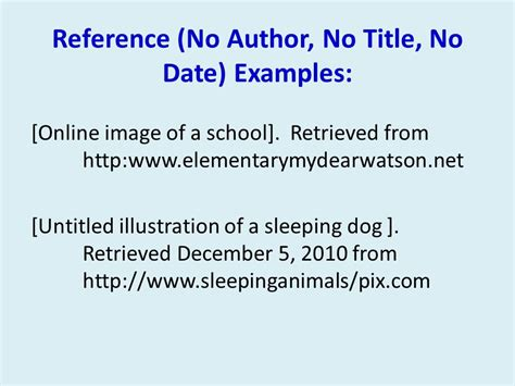 apa format no date citing websites apa style
